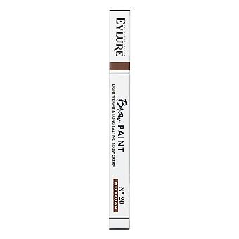 3 x Eylure Brow Paint - Mid Brown