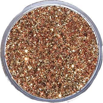 Snazaroo Glitter Dust - Red Gold 12ml