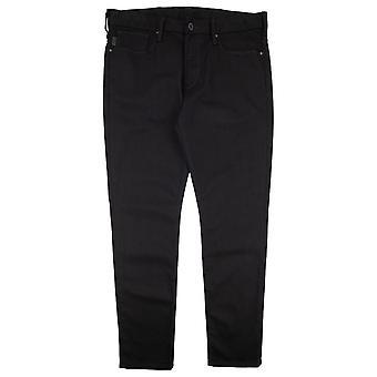 Emporio Armani Five Pocket Slim Fit Jeans Black 999