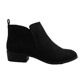 American Rag Womens cadee Leather Almond Toe Ankle Fashion Boots