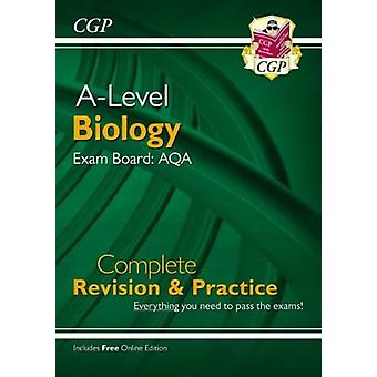 CGP A niveau biologie AQA Complete revisie en praktijk