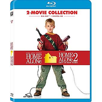 Home Alone 2-Movie Collection [Blu-ray] USA import