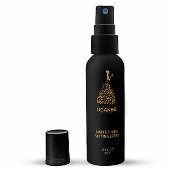 UCANBE Ultrafijne Hydraterende Matte Foundation Finishing Setting Spray 50ml