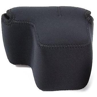 Op/tech usa 7401194 soft pouch digital d-midsize (black)