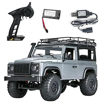 Remote Control Land Rover Model Car