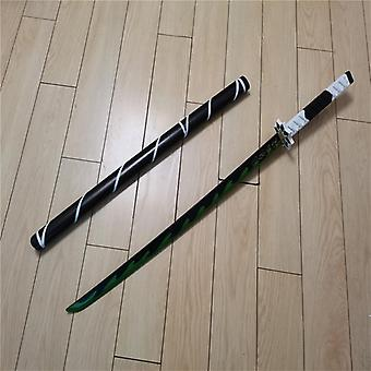 Kimetsu No Yaiba Sword Weapon Demon Slayer Satoman Tanjiro  Cosplay Sword 1:1