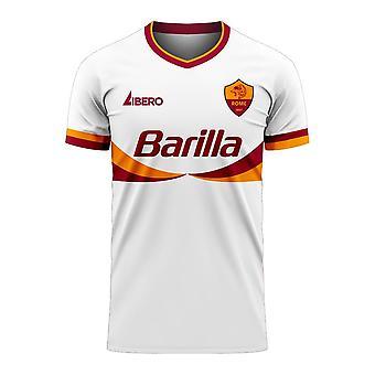 Roma 2020-2021 Away Concept Football Kit (Libero)