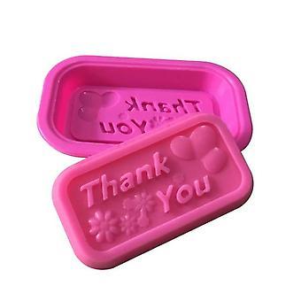 Monitoiminen silikoni Uudelleenkäytettävä saippuamuotti