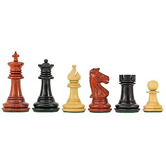 Madrid Tres Corone luxe Chess Pieces 2,5 inch