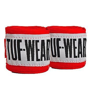 Tuf Wear Handwraps 3.5m Red