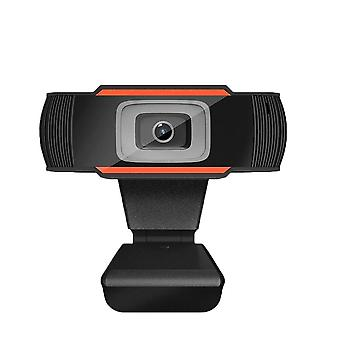 Usb Camera -rotatable Video Recording Web With Microphone