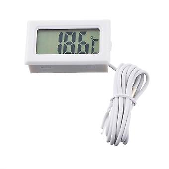 Digitale Thermometer Mini Lcd Display, Vriezers Koelers Aquarium Chillers Probe