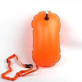Dispositifs de flottaison de sécurité de bouée de natation, équipement d'entraînement de nageurs de sac gonflable