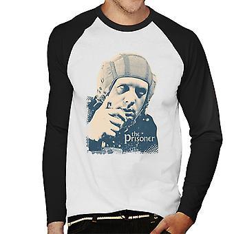 The Prisoner Many Happy Returns Men's Baseball Long Sleeved T-Shirt