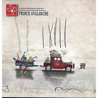Explosions in the Sky & David Wingo - Prince Avalanche: An Original Motion Pic [Vinyl] USA import