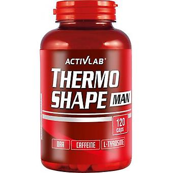 Activlab Thermo Shape Man 120 Capsules