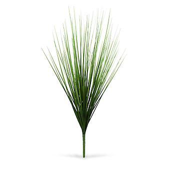 Buquê de grama artificial 60 cm verde