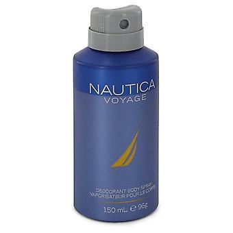 Nautica Voyage deodorantti Spray mennessä Nautica 5 oz deodorantti Spray