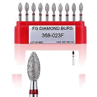 High Speed Diamond Dental Lab Werkzeuge