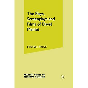 The Plays, Screenplays and Films of David Mamet (Readers' Guides to Essential Criticism)