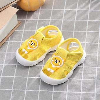 Baby Anti-kick Shoe Soft-soled Walking Newborn Soft Anti-slip Sneaker