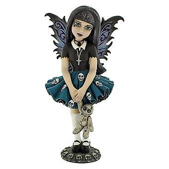 Nemesis Now Noire Fairy 14 Cm Figurine