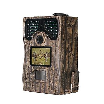 Trail Game Camera With Night Vision Motion Activated 1080p 12mp Hunting Trap