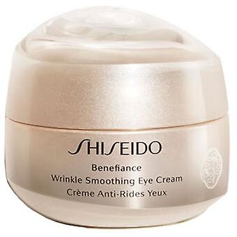 Shiseido Benefiance Wrinkle Smoothing Crème pour les yeux 15 ml