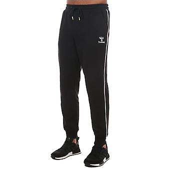 Men's Hummel Layton Jog Pants in Black