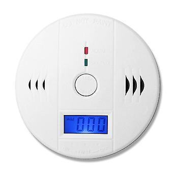 Smartyiba Lcd fotoelektrisk karbonmonoksid alarmsensor