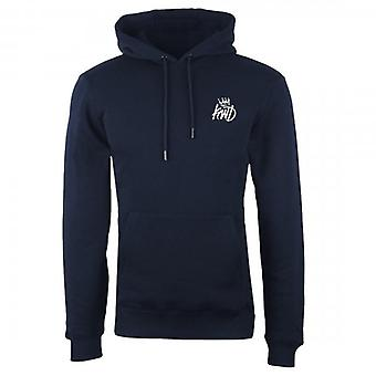 Kings Will Dream Raylan Overhead Navy Hoody