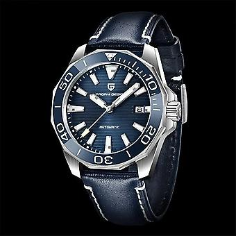 Stainless Steel Waterproof Business Automatic Mechanical Watch
