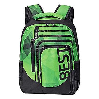 Bestlife Brevis - Backpack, 41 cm, mint green (Green) - BB-3380GE