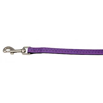 Nayeco Purple Macleather Strap (Dogs , Collars, Leads and Harnesses , Leads)