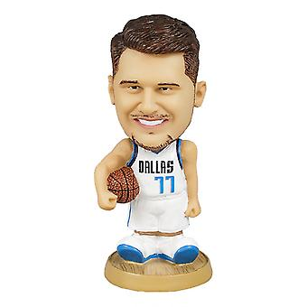 Luka Doncic Action Figure Statue Bobblehead Basketball Doll Décoration