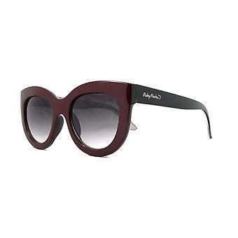 Ruby rocks larger than life cateye sunglasses