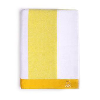 Tessuto Benetton Cotton Curl per teli mare (90 x 160 cm) (90 x 160 cm)