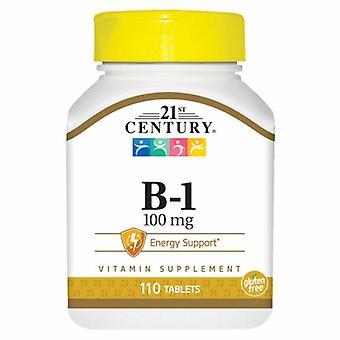Windmill Health Vitamin B-1, 100mg, 110 Tabs