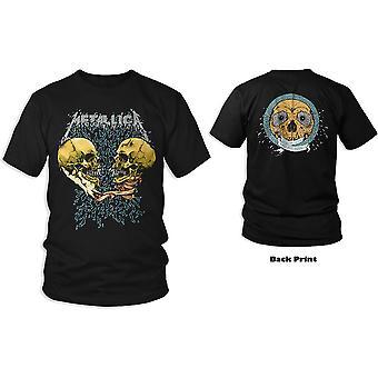 Metallica - Sad But True Men's Large T-Shirt - Noir