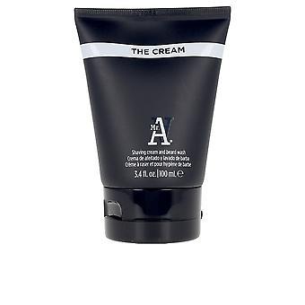 I.c.o.n. M. A. La crème rasage crème et la barbe laver 100 ml pour hommes