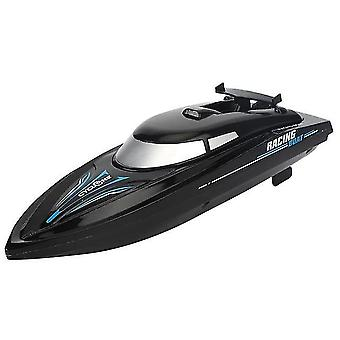 RC Alligator Head 2.4G Remote Control RC Boat (Noir)