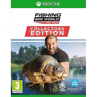 Fishing Sim World Pro Tour Collectors Edition Xbox One Game