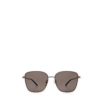 Balenciaga BB0165SA gafas de sol grises femeninas