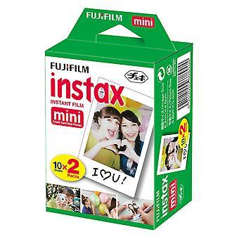 Fujifilm Instax Mini Twin Pack 2 X 10 Poses