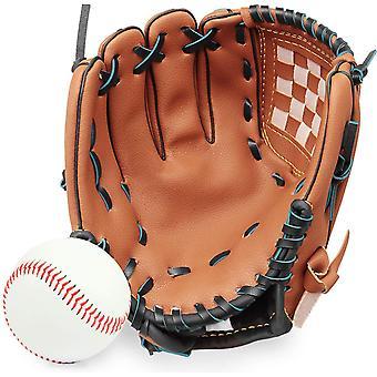 Gant et bille de base-ball