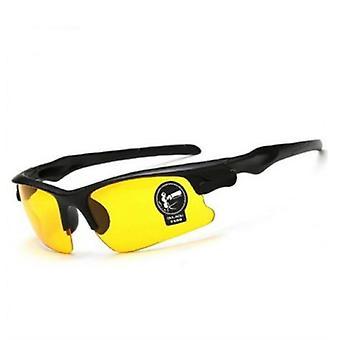 Lunettes de soleil de sécurité de conducteur de vision uv de vision anti-éblouissement de garçons