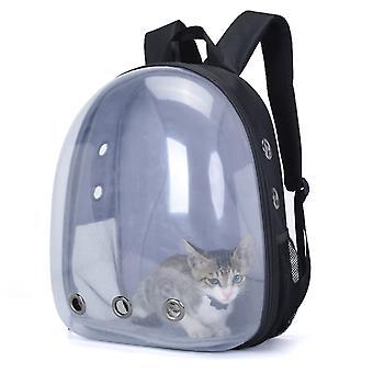 Pet Cat Backpack Carrier Bubble Bag