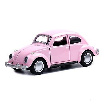 Alliage Modèle de voiture classique Simulation de voiture jouet Une voiture Décoration Cadeau Jouets pour enfants