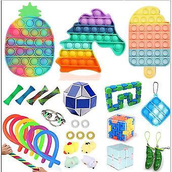 Sensory Decompression Toy Set Puzzle Diy Combinaison Jouets -36