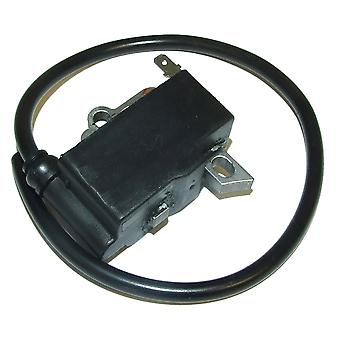 Ignition Coil Module Two Hole & HT Lead Fits Stihl TS400 Cut Off Saw
